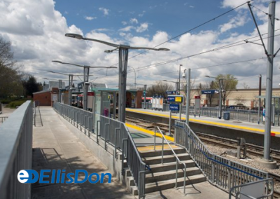 CTRAIN STATION UPGRADES – CITY TRANSIT